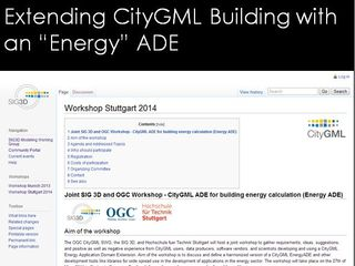 CityGML energy extension