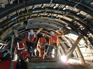 Bond St to Baker St Tunnel Remediation