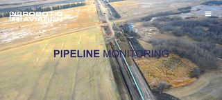 Pipeline monitoring ING Robotic Aviation