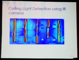 Indoor Reality Light detection