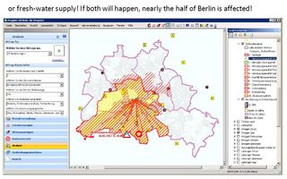 Power and water outage Berlin Kolbe