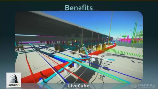 ALDOT utilities in 3D