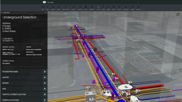 Between the Poles: Role of surveyors in digitally mapping