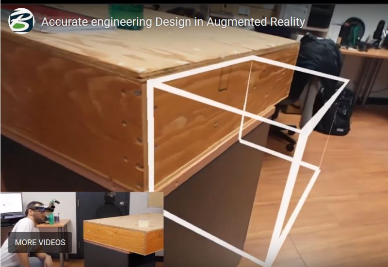 Design with augmented reality