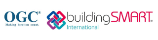 OGC and buildingSMART logo