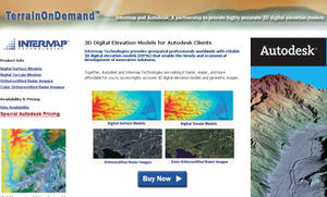 Intermap_autodesk_web_site