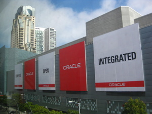 Oracle Open World 2010